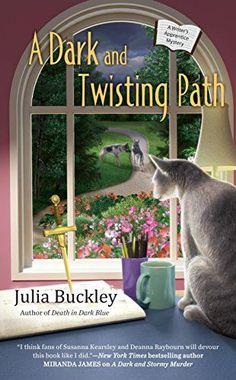 8-7-18 A Dark and Twisting Path (A Writer's Apprentice Mystery) ... https://www.amazon.com/dp/0425282627/ref=cm_sw_r_pi_dp_U_x_O8zmAb0CNM3JT