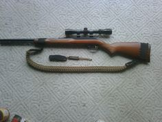 Para cord Rifle Sling How-To - Bushcraft USA Forums