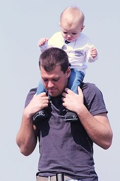 Father & Son <3