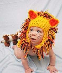 WIN THIS adorable Infant Photo Prop: Lion (or another custom one like it!) by Hatt Street on Katie Crafts Blog! Giveaway goes til March 17th, 11:59 EST and is open to world wide!!!!  http://katiecrafts.com