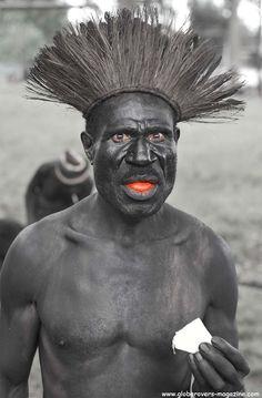 Cisi Rocks Singsing Group, Tusi, 2014 Goroka Festival. PAPUA NEW GUINEA