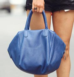 REDOPIN  Faux-Leather Bucket Tote#Repin By:Pinterest++ for iPad#