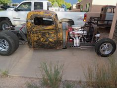 RAT ROD ...HUGHS RAT SHAK