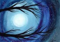 mystic moon art - Google Search