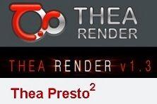 Thea Presto2 Edition 1.3 Released