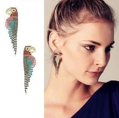 Polly Is a G - Fashion Earrings