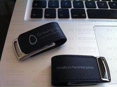 USB-B20 Executive Marcado: Serigrafía