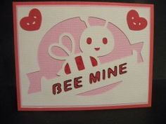 Easy to Make Valentine's Card with your Cricut