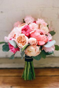 Bridal bouquet of peonies haare hochzeit wreath wedding flowers flowers summer flowers white wedding Peony Bouquet Wedding, Peonies Bouquet, Pink Bouquet, Floral Wedding, Wedding Flowers, Trendy Wedding, Flower Bouquets, Wedding Black, Wedding Ideas
