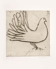 'I'm a little intrigued by how many birds can be crafted by children using itms at hand... including their own hands for design.   Turtle dove' by Kate Boxer