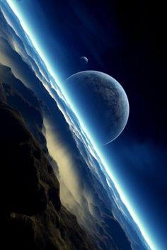 Beautiful The moon