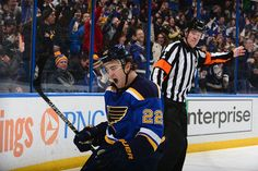 Kevin Shattenkirk of the St. Louis Blues.