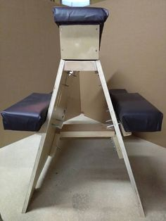 Its A Spanking Bench Its A Standing Or Kneeling Stockade