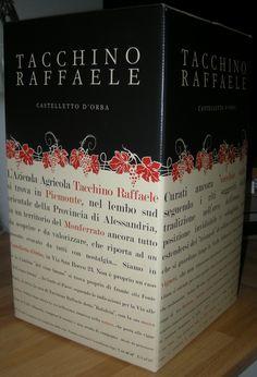 bag in box Tacchino Raffaele