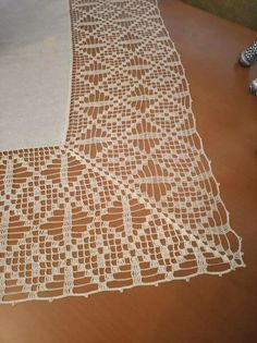 Crochet Lace Edging, Crochet Flowers, Crochet Stitches, Crochet Top, Ribbon Embroidery, Cross Stitch Patterns, Elsa, Knitting, Fabric