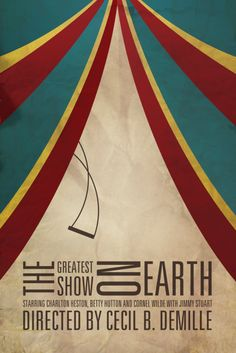 The Greatest Show on Earth by Megan Romo
