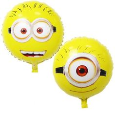 Cheap Large Size Despicable Me 2 Foil Balloon Cartoon Minions Inflatable Ballons Kids Birthday Party Decoration Toy Ball Minion Balloons, Balloon Cartoon, Minion Inflatable, Minion Party Decorations, Ballon Helium, Despicable Me Party, Foil Balloons, Childrens Party, Festival Party