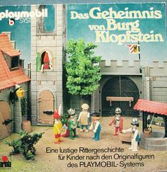 Playmobil Medieval Castle 70's