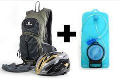 Maleroads classics Cycling backpack + 2L TPU Water Bag Outdoor Sport Bicycle bag Bladder Hydration pack Bike Bag cycle rucksack
