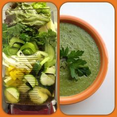 Epic Home on the Range Raw Vegan Soup Smoothie {Raw Food}