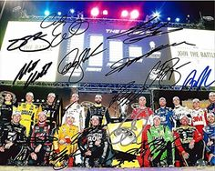 See our new post (16X AUTOGRAPHED 2015 Chase for the Sprint Cup Playoffs (Group Picture) Richmond Race Victory Lane Championship Signed NASCAR 8X10 Glossy Photo with COA (Signed By: Jeff Gordon, Dale Jr, Kyle Busch, Kevin Harvick, Carl Edwards, Jimmie Johnson, Brad Keselowski, Joey Logano, Kurt Busch, Denny Hamlin, Matt Kenseth, Ryan Newman, Martin Truex Jr, Jamie McMurray, Clint Bowyer and Paul Menard!)) which has been published on (Collectible and Memorabilia Shop) Post Lin