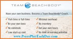 Jonathan Hathaway Fitness: Just A Few Of The Reasons I Love Being A Team Beachbody Coach!    Helping people achieve their goals and live healthier, more fulfilling lives!    #FinancialFreedom #BeYourOwnBoss #WorkFromHome #BuildYourOwnBusiness  #P90X #Shakeology #Insanity #TurboJam