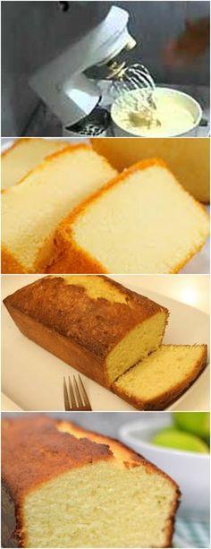 Esse bolo amanteigado é certamente o melhor bolo para se tomar com café ou chá que já comi na vida. veja aqui>>>Bata as claras em neve e reserve Na batedeira, adicione os ovos, açúcar e a manteiga Bata até ficar um creme #receita#bolo#torta#doce#sobremesa#aniversario#pudim#mousse#pave#Cheesecake#chocolate#confeitaria Food Cakes, Cupcake Cakes, I Love Food, Good Food, Yummy Food, Bolo Tipo Pullman, Sweet Recipes, Cake Recipes, Brazillian Food