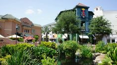 Pointe Orlando has everything from specialty shops to entertainment.
