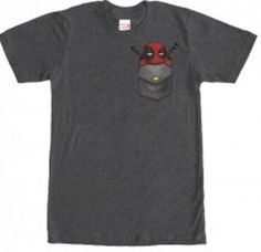 Deadpool Cutie Pie T-Shirt #deadpool #cutie
