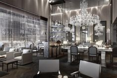 The first Baccarat Hotel to open this Spring in New York
