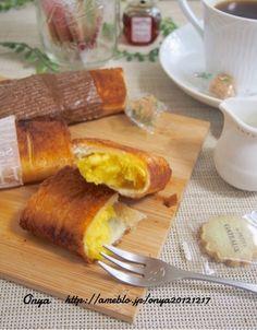 【簡単カフェスイーツ】食パンをパイシート代わりに♪食パンdeしっとりさつまいもパイ