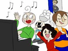 Spooky Games, Fandom Games, Adult Humor, Stupid, Fanart, Jokes, Fandoms, Lol, Education