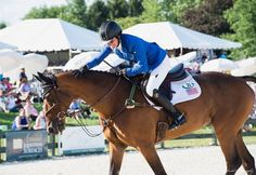 The U.S. Eventing Team won the FEI Nations Cup™ CICO3* at the Great Meadow International for the second consecutive year thanks to Jennie Brannigan who has also captured her second individual title having won previously in 2015.