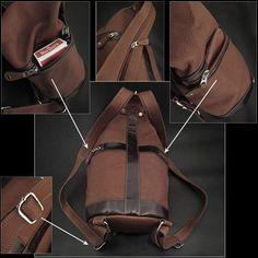 送料無料!本革レザーにこだわった、手作りオリジナル商品です!。ボディバッグ 巾着型バッグ ショルダーバッグ レザー 牛革 タンLeather Backpack Gym Bag Rucksack TanWILD HEARTS Leather&Silver (ID bb3168b43)