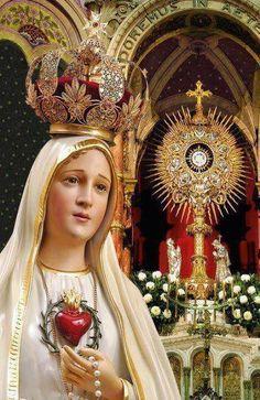 Fatima and the Eucharist