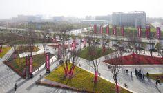 Galería en Zhengzhou Vanke / Locus Associates