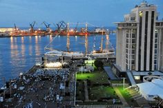 El Puerto de Veracruz, el puerto marítimo comercial más importante de México. Deja que te suceda un #BestDay | BestDay.com.mx #OjalaEstuvierasAqui #Veracruz