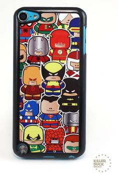Good Guy iPod Touch 5th Gen Case by killerduckdecals on Etsy, $15.00