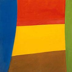 Jack Bush Canadian painter