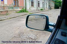 kriittistä matkaa: EI AUTOLLA UKRAINAAN Car Mirror, Eggs