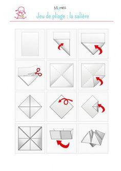 Comment Faire Un Pouet Pouet : comment, faire, pouet, Idées, Origami, Divers, Origami,, Pliage, Facile