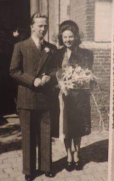 1940' Gaston Bucher & Mariette Backaert - Belgium