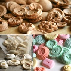 old antique buttons | They all look like vintage buttons and you can get chocolate ones ...