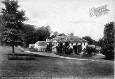 Holford, Alfoxton House (Wordsworth's) 1903. #Wordsworth #Holford