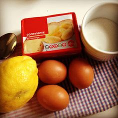 No Mundo de Luisa: Lemon Curd