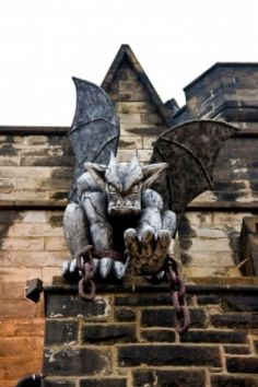 gargoyles - this is a download, must ask Steven first