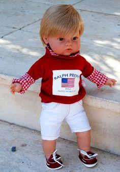 Wysokość lalki: 42 cm