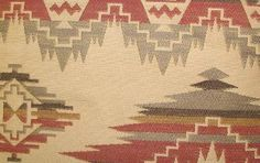 Kravet Luminaria 960 Autumn Navajo Print