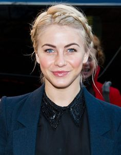 Pin for Later: 10 Top Hairstyles From Julianne Hough, Queen of the Updo