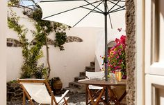 Cyrene, Santorini Villa